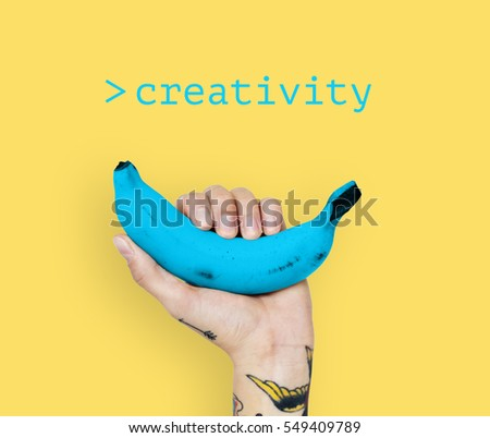 Creativity Creative Thinking Ideas Concept #549409789