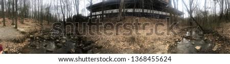 Creepy creek woods #1368455624