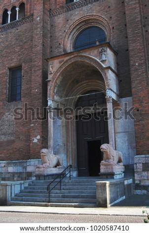 Cremona, Italy, Bassa Lombarda city #1020587410