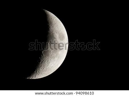 Crescent Moon.