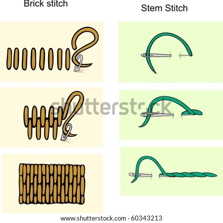 Embroidery stitch - Wikipedia, the free encyclopedia