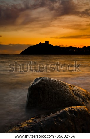 Cricceith Castle, North Wales