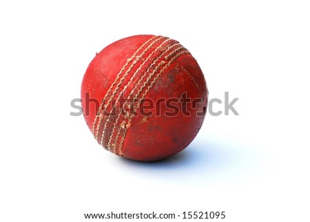 cricket ball #15521095