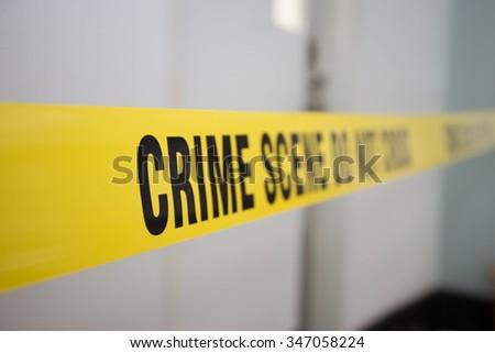 crime  - Shutterstock ID 347058224