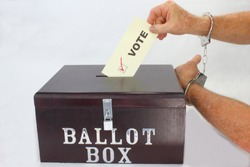 Criminals Voting in Elections
