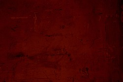 Crimson colored abstract background with textures of different shades of crimson and red