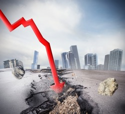 Crisis as big break economic and financial