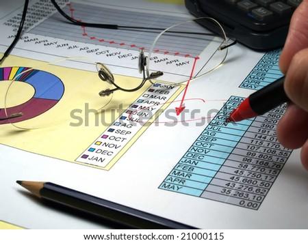 crisis graph analysis