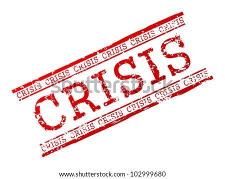 Crisis stamp
