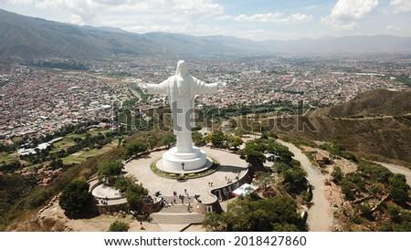 Cristo de la Concordia Cochabamba