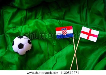 Croatia - England, Semifinal. 11. July,   #1130512271