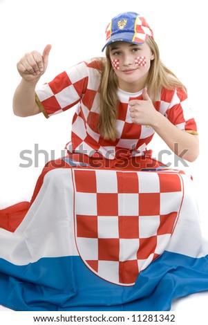 Croatia Fan