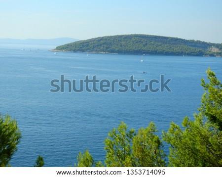 Croatia split coast #1353714095