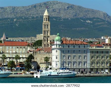 Croatia: Split Harbor