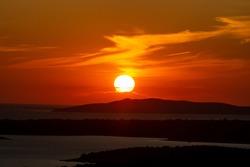 Croatia Sundown, Island Sundown, Mali Losinj sundown