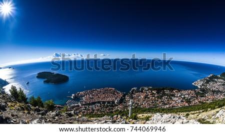 Croatia view  #744069946