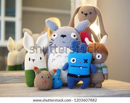 Crochet Amigurumi Toys  #1203607882