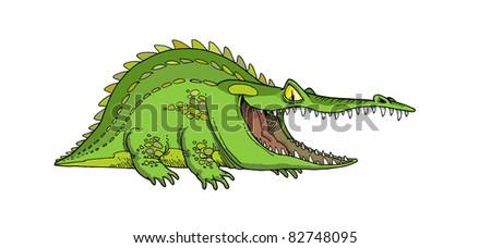 crocodile color