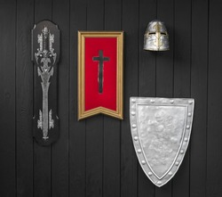 cross of the crusaders, knightly crusade