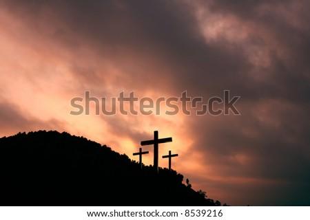Cross- symbol of God's love to people