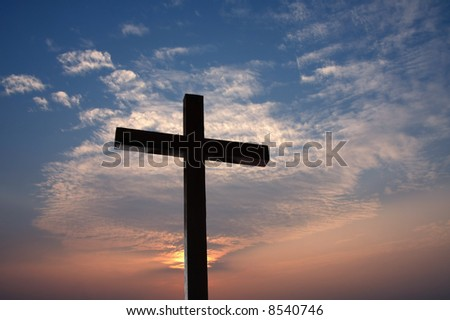Cross- symbol of God's love to people