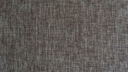 Crosshatch fabric texture of brown and white