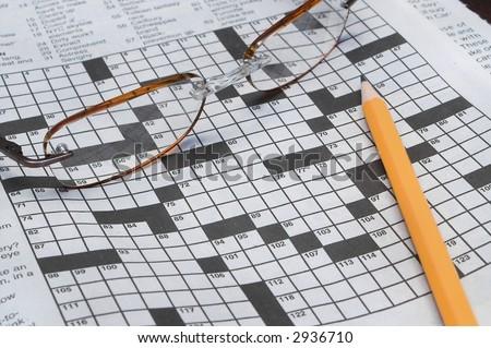 Slot crossword puzzle clue