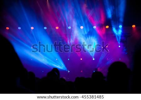 Crowd at concert #455381485