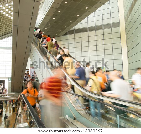 Crowd Movement