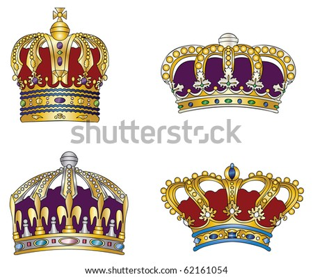 Crown Assortment - Raster Version