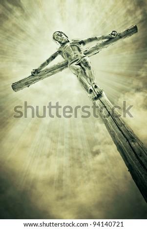 Crucifixion - Jesus on the cross