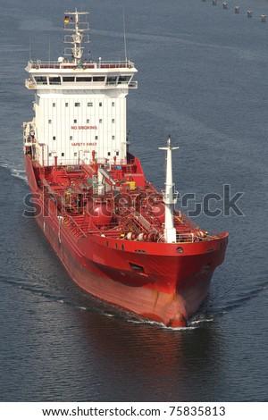 crude oil vessel