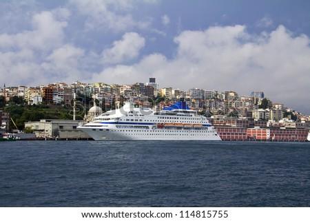 Cruise,  Istanbul Port