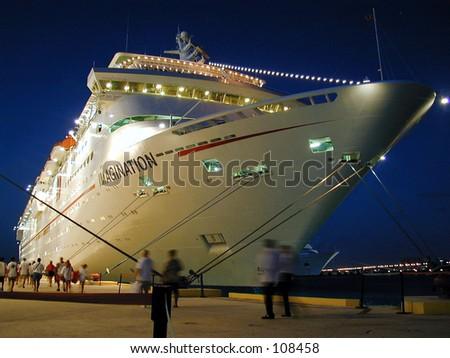 Cruise Ship Night