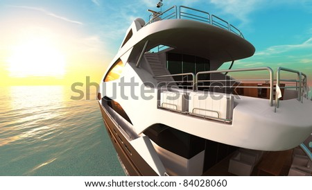 cruiser - stock photo