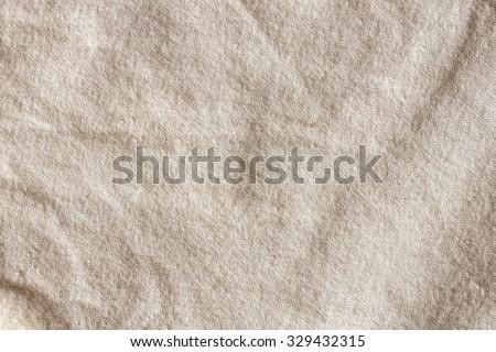 Crumpled Linen Background./ Crumpled Linen Background