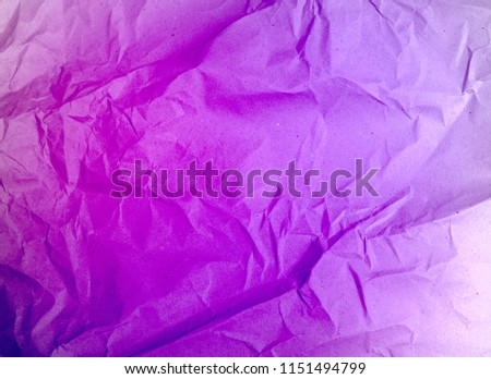 Crumpled paper texture background. #1151494799