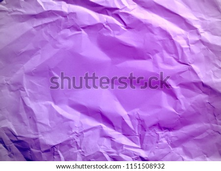 Crumpled paper texture background. #1151508932