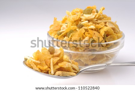 how to make corn flakes tasty