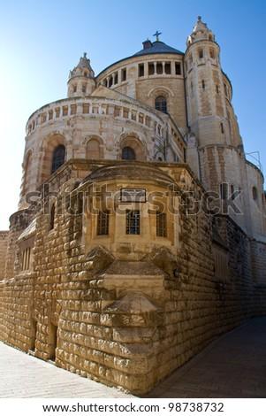 Crusader church in Jerusalem