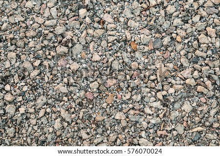 Crushed stones and grids background for presentation #576070024