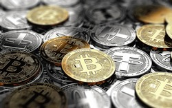 cryptocurrency in the form of coins