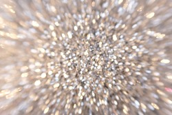 Crystal abstract glitter grey background and Blurred abstract holiday background