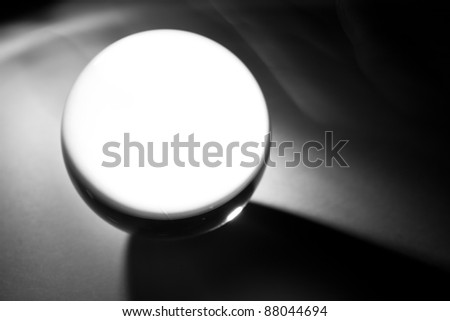 Crystal Ball for background use