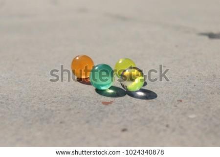 Crystal Ball Jelly ball & Water ball #1024340878