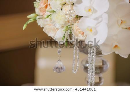 Free Photos White Lily Flower Inside A Glass Vase Avopix