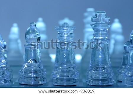 Crystal Chessman ready for battle