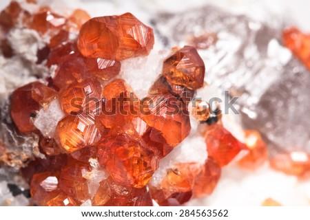 Crystal (Garnet)