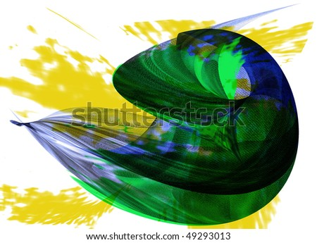 crystal green background effect #49293013