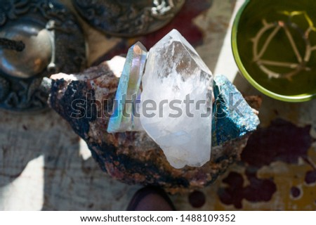 Crystals for spiritual healing stone intention manifestation. #1488109352